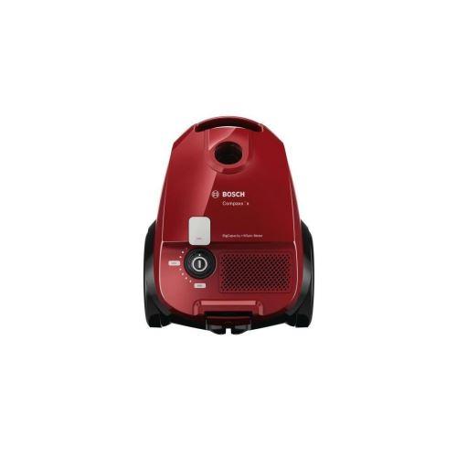 Bosch Aspirateur Avec Sac Gl20z Compaxxx - Rouge