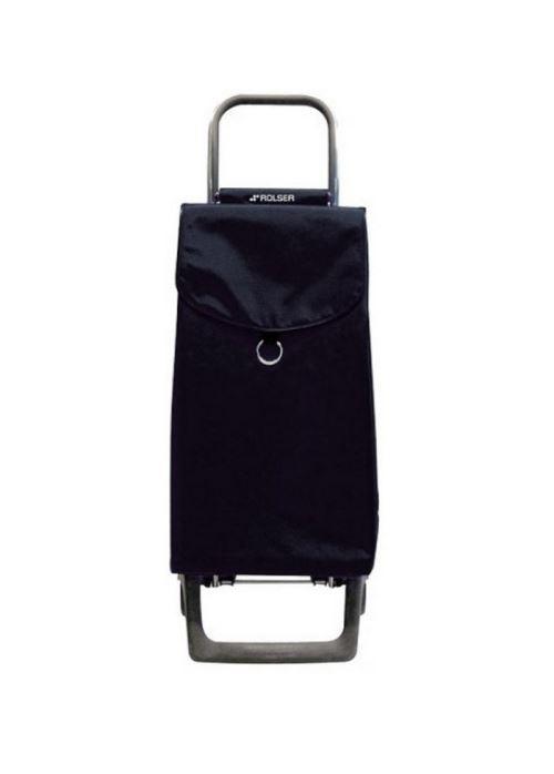 poussette de marché 2 roues 39l noir - pep001noir