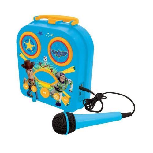 TOY STORY 4 - Mon karaoke secret portable Disney Toy Story