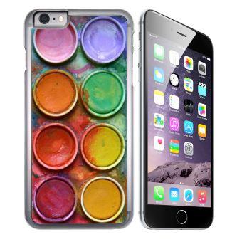 Coque pour iPhone 8 palette peinture