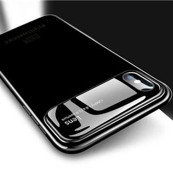 coque objectif iphone x