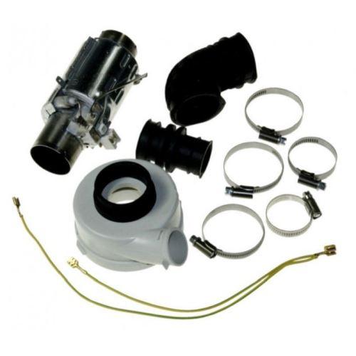Element chauffant +corps de pompe 220-230v pour lave vaisselle whirlpool