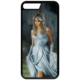 coque iphone 7 plus cendrillon
