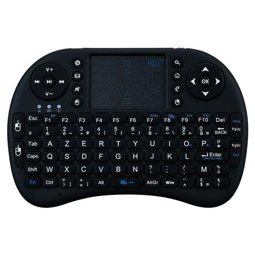 Clavier Bluetooth Pliable Mini Clavier Sans Fil AZERTY Coque