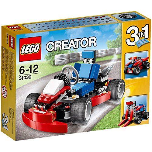 LEGO Creator 31030 Rotes Go-Kart