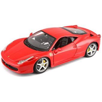 Coche Ferrari 458 italia 1/24