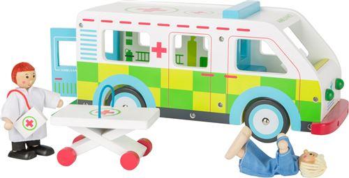 Monde De Jeu Ambulance