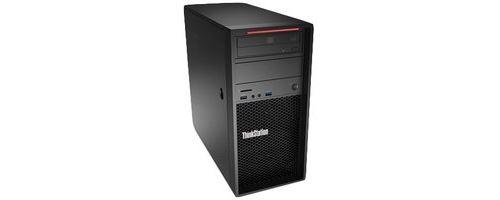 PC de bureau Lenovo thinkstation p410 3.5ghz e5-1620v4 tour noir station de travail (30b30070ge)