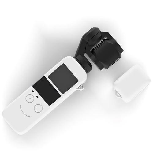 Pour DJI OSMO appareil photo de poche en silicone souple Housse Etui logement Shell skidproof