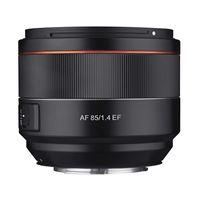 Samyang 85mm f/1.4 AF Lens met vaste brandpuntafstand Zwart voor Canon EF