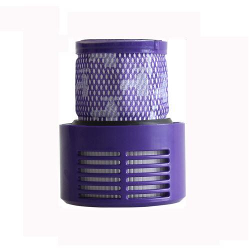2Pc Remplacement Hepa Unité Lavable Filtre Cyclone Total Aspirer V10 Xcqpj029