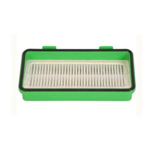 Filtre hepa pour compact force cyclonic pour aspirateur seb rowenta - f253528