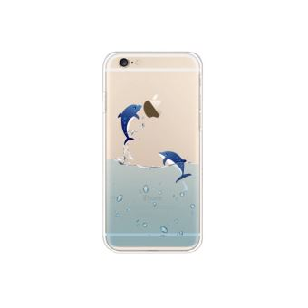 coque dauphin iphone 6