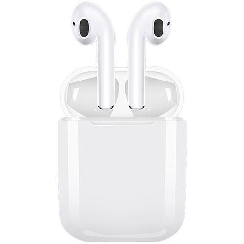Écouteurs Sans fil Bluetooth mini i9s TWS i9s TWS Blanc