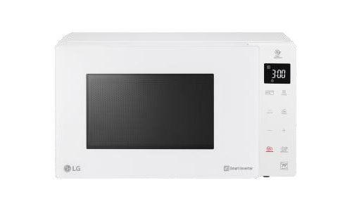 LG MH6535GDH Comptoir - Micro-ondes (Comptoir, Micro-ondes grill, 25 L, 1150 W, Toucher, Blanc)