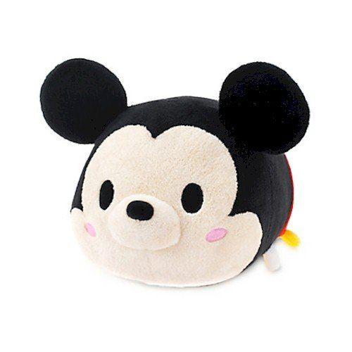 Peluche Tsum Tsum de Disney Mickey Mouse - Moyenne - 11