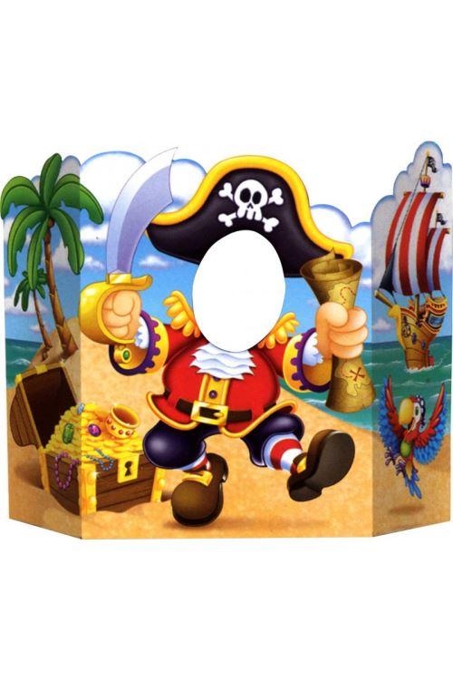 Decor Pirates Pour Photo 93x63cm - Carton