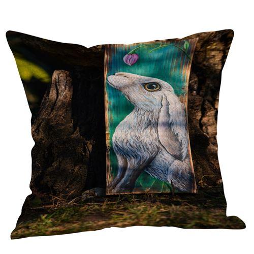 Taie 615 d'oreiller intérieure douce et créative romantique - Multicolore