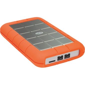 Disque dur LaCie Rugged Firewire 1 To