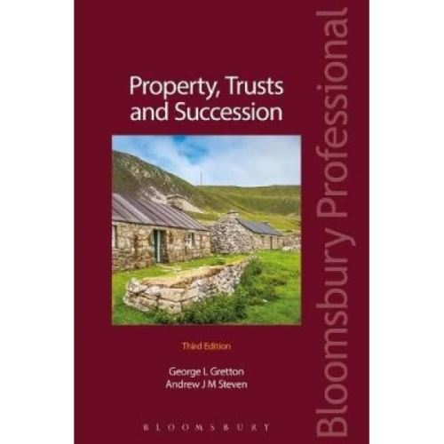 Property, Trusts and Succession