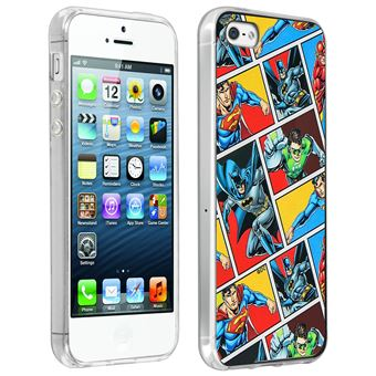 coque iphone 5 dc comics