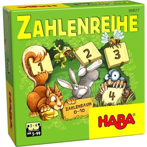 Haba jeu pour enfants Numéros (DU)