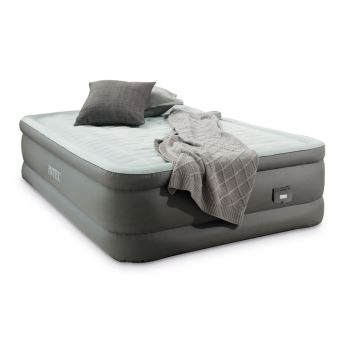 matelas gonflable lectrique intex premaire 1 place xl. Black Bedroom Furniture Sets. Home Design Ideas