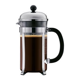 Cafetière à piston 8 tasses 1l blanc - 1928-16B - BODUM