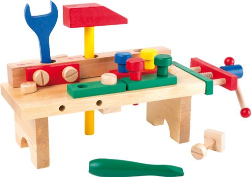 Etabli en bois pour enfant - 1024
