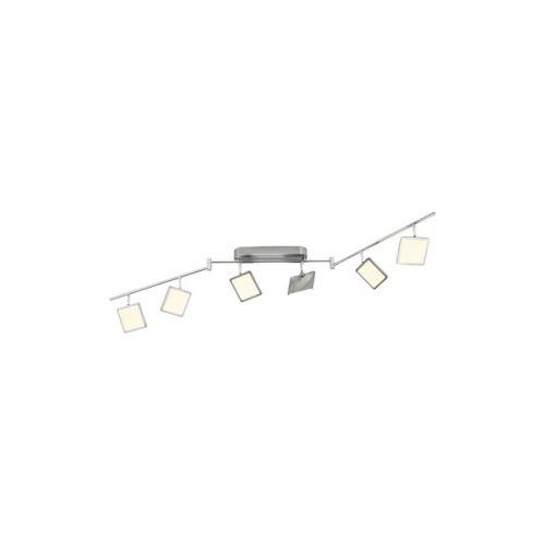 Plafonnier LED wave à 6 lumières avec variateur Easydim Uranus