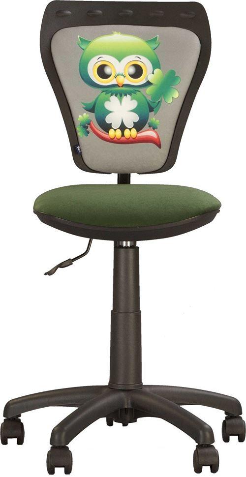 Chaise, Fauteuil De Bureau Enfant Ministyle Hibou.