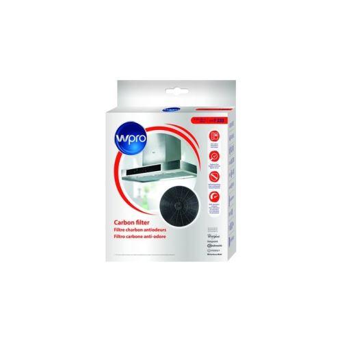 Filtre de hotte anti odeur wpro - h267253