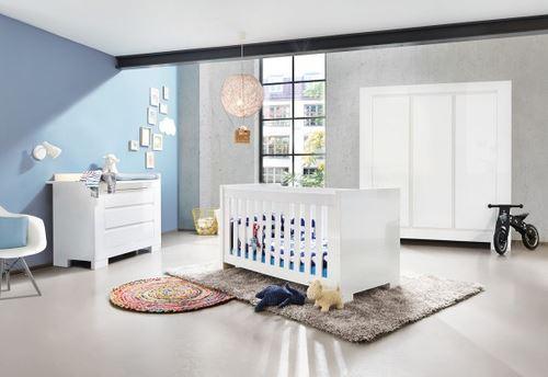 Pinolino Chambre de bébé Sky 3 pièces