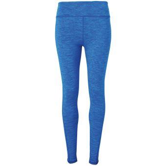 Tri Dri Performance Space Leggings Femme (XL) (Bleu) UTRW5569