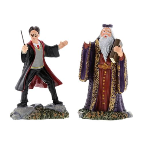 Harry Potter Figurine Harry et le directeur