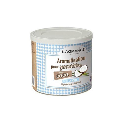 Ingredients 380330 Aromatisation Noix de coco pour yaourtière Lagrange