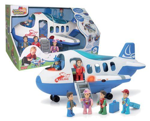 Imagin - Avion 1er âge Apprendre en anglais