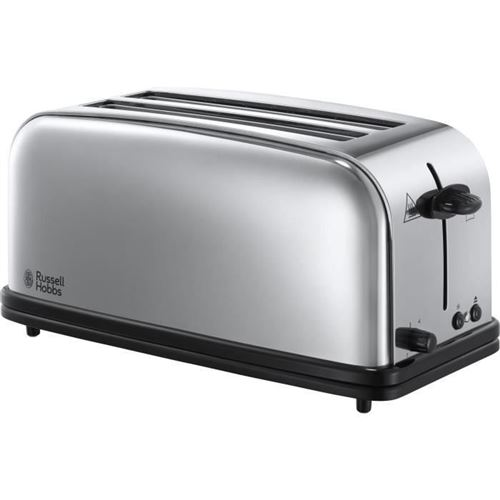 Russell Hobbs Chester 23520-56 - Grille-pain - 4 tranche - 2 Emplacements