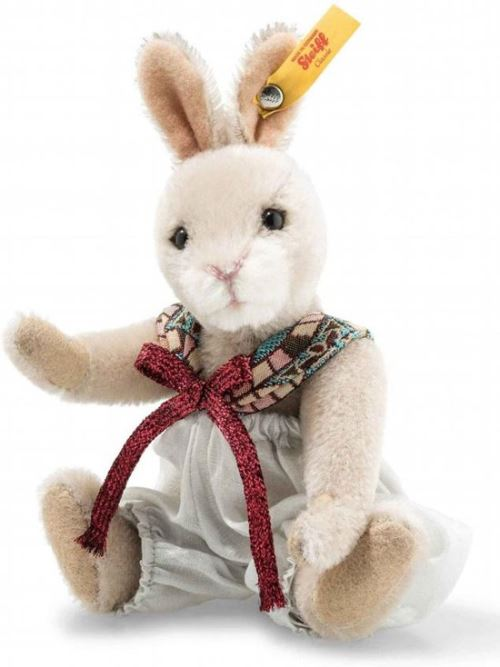 Steiff Vintage Memories lapin Rick en boîte-cadeau - 16 cm