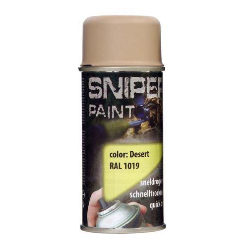 Bombe de peinture militaire spray fosco 150ml désert