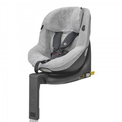 Accessoire siège auto - Housse d'été pour siège-auto Mica - Freshgrey