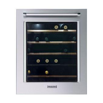 cave a vin encastrable kitchenaid kcbwx70600r 3 achat prix fnac - Cave A Vin Encastrable Ikea