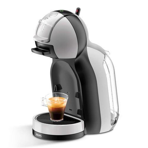 Krups Dolce Gusto KP123B Mini Me Machine à café 1500 ml Artic-Grey/Noir