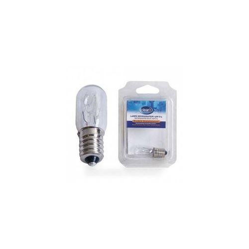 Ampoule réfrigérateur 15w e14 pour réfrigérateur brandt 778318