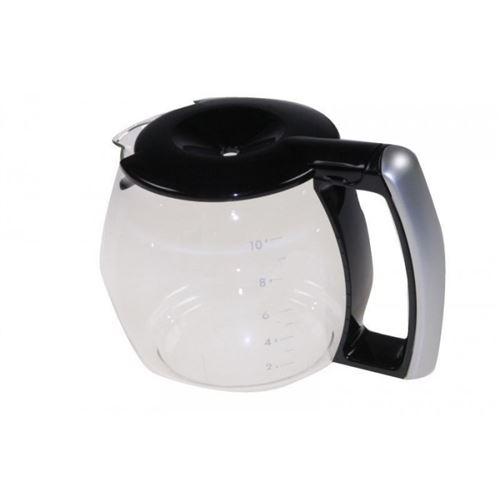 Verseuse complète 10/12 tasses pour cafetière delonghi