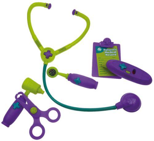 Imagin - Valisette docteur jouet 8 accessoires