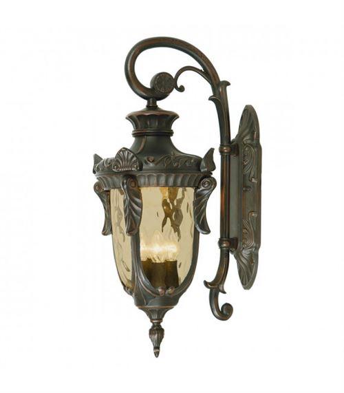 Applique Philadelphia, bronze antique, grande