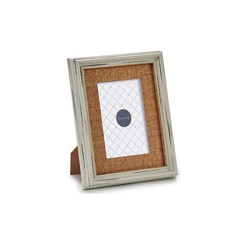 cadre photo gift decor blanc (10 x 15 cm)