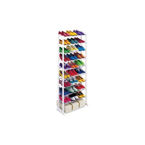 Meuble organisateur range chaussures 25 / 30 paires Étagère placard armoire