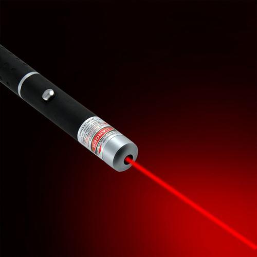 Alpexe Stylo de visée Laser présentateur ROUGE